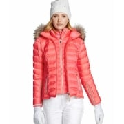 Bogner Noemi D Womens Ski Jacket in Lobster