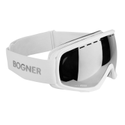 Bogner Snow Goggles Monochrome in White