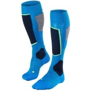 Falke SK2 Mens Ski Socks in Kingfisher