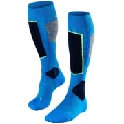 Falke SK4 Mens Ski Socks in Kingfisher