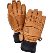 Hestra Mens Leather Fall Line Ski Glove in Cork