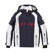 Bogner Dean Boys Ski Jacket in Navy