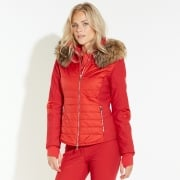 M.Miller Betsy Womens Ski Jacket in Red