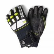 Bogner Steve Mens Ski Glove in Black and Green