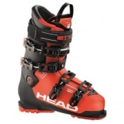 Head Advant Edge 105 Mens Ski Boot in Red and Black