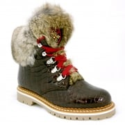 La Thuile Freddo P Womens Winter Boot in Brown