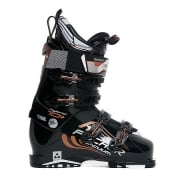 Fischer Hybrid Vacuum 10+ Mens Ski Boot in Black