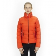 Bogner Lenja D Womens Ski Jacket in Orange