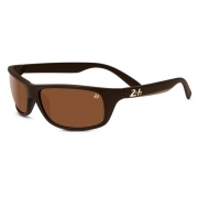 Serengeti Le Mans 4500 Satin Brown With PhD Polarized Lens