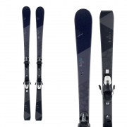 Fischer My Turn 68 Womens Ski Including W9 SLR Binding