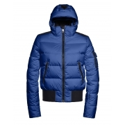 Goldbergh Kohana Bomber Womens Ski Jacket in Blue