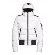 Goldbergh Kohana Bomber Womens Ski Jacket in White