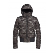 Goldbergh Katana Womens Ski Jacket in Jungle