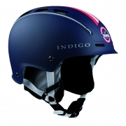Indigo High Zurs Ski Helmet In Blue
