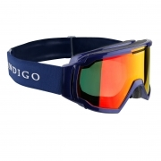 Indigo Snow Goggles Edge in Blue