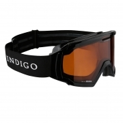 Indigo Snow Goggles Edge Sonar in Black