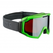 Indigo Snow Goggles Forward in Green