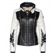 Bogner Carine D Womens Jacket in Black Leather