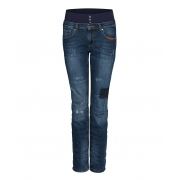 Bogner Janna Womens Ski Pant in Denim