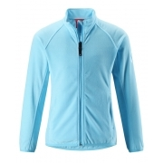 Reima Alagna Girls Fleece Midlayer in Pale Blue