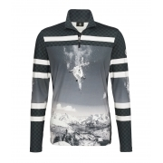 Bogner Verti Mens Baselayer in Black