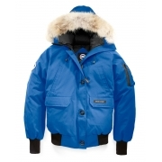 Canada Goose Ladies Chilliwack Bomber in PBI Blue