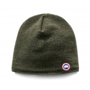 Canada Goose Merino Beanie in Military Green