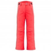 Poivre Blanc Girls Ski Pants in Scarlet Red