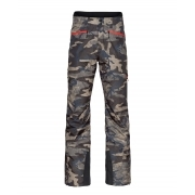 Bogner Alon Mens Ski Pants in Army Print