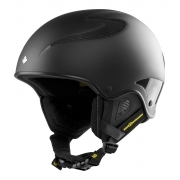 Sweet Rooster Ski Helmet in Dirt Black