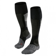 Falke SK1 Ski Socks in Black Mix