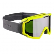 Indigo Snow Goggles Forward in Yellow