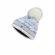 Bogner Kaira Womens Hat in Pale Blue