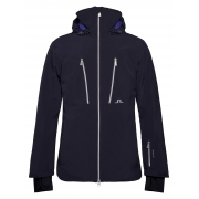 J.Lindeberg Watson Mens Ski Jacket in JL Navy