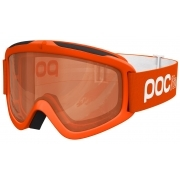 POC POCito Iris Kids Ski Goggle In Zinc Orange with Sonar Orange