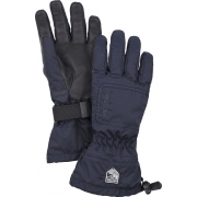 Hestra Czone Powder Female Ski Glove in Navy