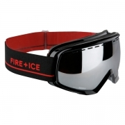 Bogner Snow Goggles Fire + Ice  in Black