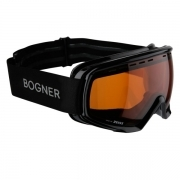 Bogner Snow Goggles Monochrome Sonar in Black