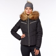 M.Miller Raya Womens Ski Jacket in Black