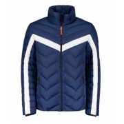 Bogner Savo D Mens Ski Jacket in Navy