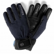 Bogner Dave R-Tex Mens Ski Glove in Navy