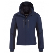 Bogner Randy T Mens Ski Jacket in Petrol Blue
