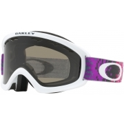 Oakley O2 XS Pixel Fade Iron Rose with Persimmon Lens