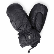 Bogner Sylvana Womens Ski Mitt in Black