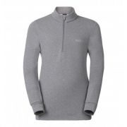 Odlo Snowbird Kids Midlayer in Grey Melange