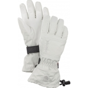 Hestra Czone Powder Female Ski Glove in Off White
