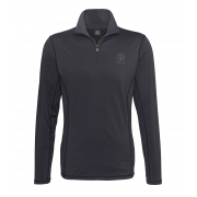 Bogner Berto Mens First Layer Top in Black