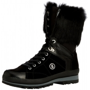 Bogner St Anton Womens Snow Boot in Black