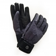 Bogner Dave R-Tex Mens Ski Glove in Slate Grey