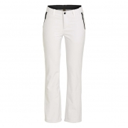 Bogner Adelia Womens Ski Pants in White